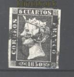 Spanien Mi # 1 II gestempelt  (31237)
