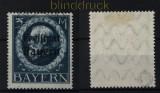 Bayern Mi # 168 A gestempelt geprüft Dr. Helbig BPP (31266)