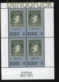 Irland Mi # Block 1 postfrisch 50 Jahre irische Briefmarken (31149)