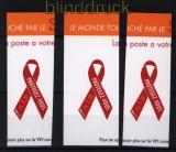 UNO Genf 3 x Mi # 771 30 Jahre Aidsbekämpfung postfrisch (31771)