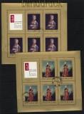 Polen Mi # 1808/15 gestempelter Kleinbogensatz (31787)