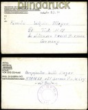 dt. Reich POW Kgf-Brief 671 G.P. W.W. Coy 22.2.1946 (31726)