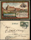 Bayern Privat-GSK PP 15 D 56 50 Jahre Germanisches Museum 1902 (31817)