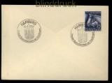 dt. Reich Mi # 779 Blaue Band 1940 Sonderstempel Vorlageumschlag (31901)