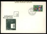 Liechtenstein Mi # 398 Ersttagsbrief FDC Europa-Cept 1960 (31960)