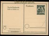 Berlin GSK P 27 Tag der Briefmarke 1951 ungebraucht (32006)