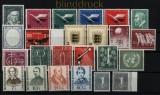 Bund 1955 kompletter postfrischer Jahrgang  (32507)