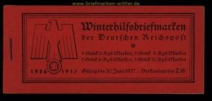 dt. Reich Markenheftchen Mi # 43 postfrisch (32204)