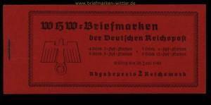 dt. Reich Markenheftchen Mi # 46 postfrisch (32206)