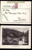Österreich Hotel-Reklame-Brief aus St. Jodock 1927 (32381)