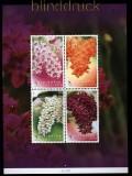 Thailand Mi # Block 253 postfrisch Orchideen  (32550)