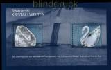 Österreich Mi # Block 25 postfrisch Glaskunstausstellung  (33086)