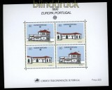 Portugal Mi # Block  71 postfrisch Europa 1990 (33090)