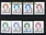 Niederlande Mi # 1960/67 Dauerserie Beatrix Euro (33111)