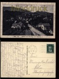 Bad Tölz sw-AK Badeteil mit Blomberg und Buchberg 1928 (d5590)