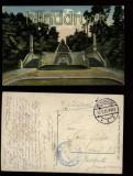Eberswalde farb-AK Moltketreppe Feldpost 1915 (d5598)
