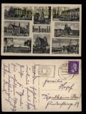Greifswald sw-AK 8 Ansichten 1943 (d5631)