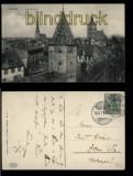 Rostock  sw-AK aus alter Zeit 1911 (d5632)
