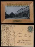 Bad Kreuznach sw-AK Kurhaus 1908 (d5735)