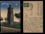 Apolda farb-AK Bismarckturm 1935 (d5779)