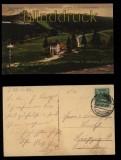 Finsterbergen farb-AK Partie im Leinetal 1925 (d5782)