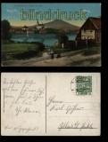 Hohlen bei Leipa farb-AK Sommerfrische 1911 (d5787)