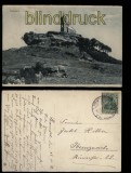 Dagsburg sw-AK Braunfeld 1914 (d5793)