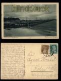Neukuhren Ostseebad sw-AK Hafen und Seesteg 1927 (d5801)