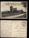 Korschen sw-Foto-AK die zersprengten Wassertürme Feldpost 1915 (d5811)