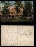 Widoki z krolestwa Polskiego farb-AK Feldpost 1916 (a1036)