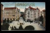 Lemberg farb-AK Akademie-Platz und Fredro-Gasse ungebraucht (a1048)