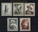 Niederlande Mi # 672/76 postfrisch Sommermarken 1956 (33552)