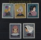 """Niederlande Mi # 756/59 postfrisch """"Voor het Kind"""" 1960 (33557)"""