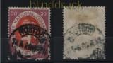 dt. Reich Mi # 110 b gestempelt geprüft Winkler BPP (33363)