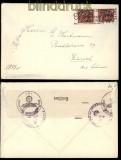 Niederlande Auslands-Zensur-Brief Amsterdam 6.3.1941 (33394)