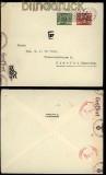 Niederlande Auslands-Zensur-Brief Den Haag 15.7.1942 (33393)
