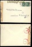 Niederlande Auslands-Zensur-Brief Rotterdam 22.10.1942 (33413)