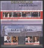 Gambia Barack Obama besucht Großbritannien 2011 postfrisch (29938)