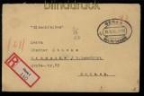 Gera Gebühr bezahlt R-Brief 30.12.1945 (34020)