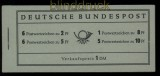 Bund Markenheftchen Mi # 3 postfrischr (34035)