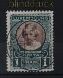 Luxemburg Mi # 211 gestempelt Kinderhilfe 1928 (33987)