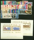 DDR Jahrgang 1965 postfrisch (34420)