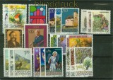 Liechtenstein Jahrgang 1986 komplett postfrisch (40422)