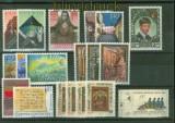 Liechtenstein Jahrgang 1987 komplett postfrisch (40423)