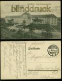 Bromberg sw-AK Königl. Preuss. Kriegsschule Feldpost 1916 (d6061)