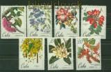 Kuba Mi # 1295/1301 150 Jahre Botanische Gärten in Kuba postfrisch (40550)