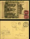 Danzig Mi #  64 (2) auf Auslands-Karte Danzig 1921 (40356)