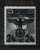 Gerneralgouvernement Mi # 14 I postfrisch Aufdruckmarke (33784)