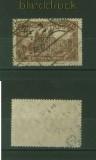 dt. Reich Mi # 114 c gestempelt geprüft Winkler BPP (34488)