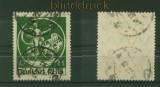 dt. Reich Mi # 137 I gestempelt geprüft Infla Berlin (34535)